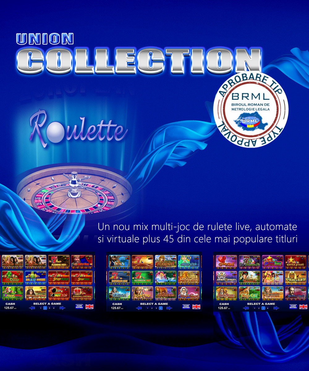 Union Collection, cu Aprobare de Tip